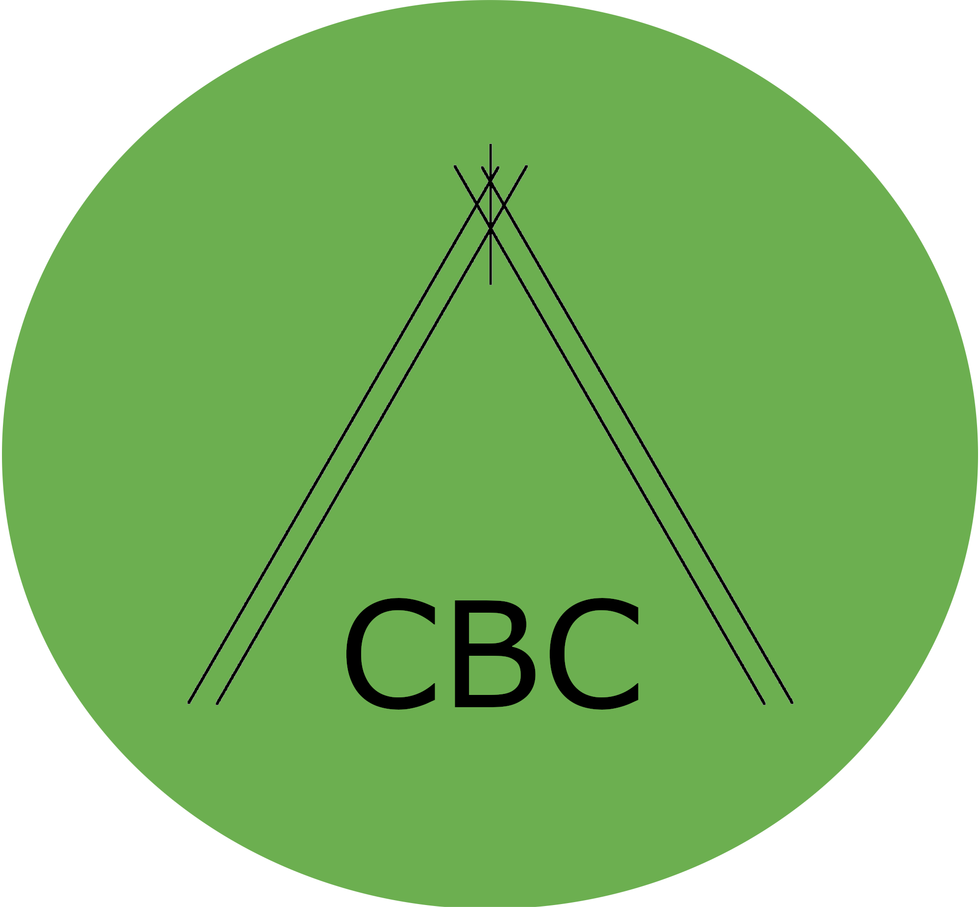Cardigan Bay Camping Logo